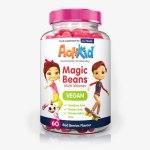 Actikid Magic Beans Multi-Vitamin Red Berries – Vegan x 60