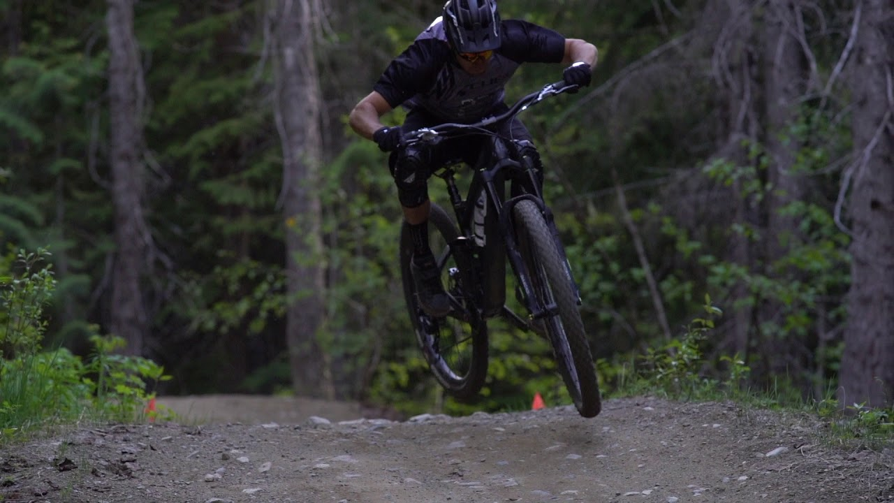 Rémy Métailler - Whistler Bike Park    - Vitamin Clothing