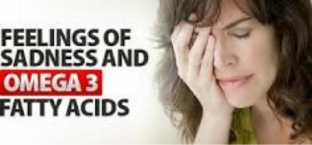 Omega 3 Bantu Atasi Kemurungan