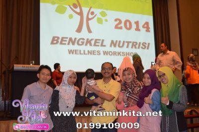 bengkel nutrisi shaklee 2014