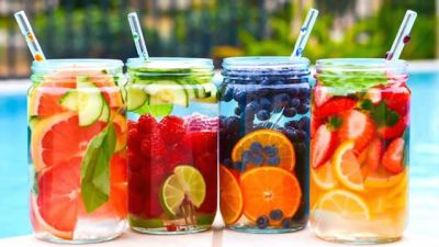 Air Detoks Atau Infused Detox Water