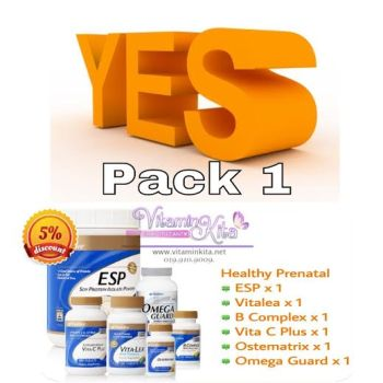 YES pack shaklee 1