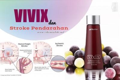Testimoni Vivix Dan Stroke Pendarahan