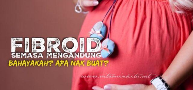 Fibroid Ketika Mengandung | Apa Tindakan Sepatutnya?