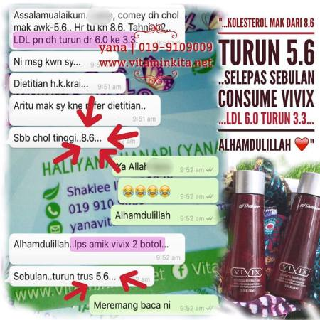 Vivix produk no 1 best seller