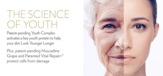 Kehebatan Sains Di Sebalik Youth Skincare Shaklee