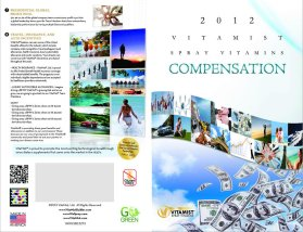 Compensation Plan Brochure 25 Pack