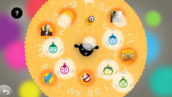 Wake-Up Club PS Vita - Club Members