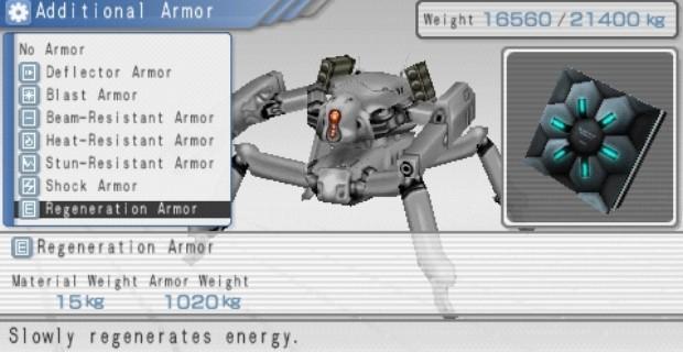 Carnage Heart EXA PSP