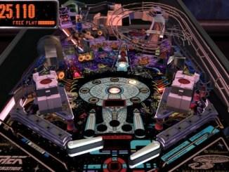 Star Trek The Next Generation Pinball PS Vita