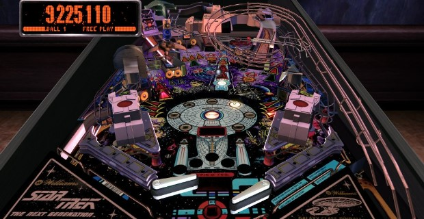 Star Trek The Next Generation Pinball PS Vita