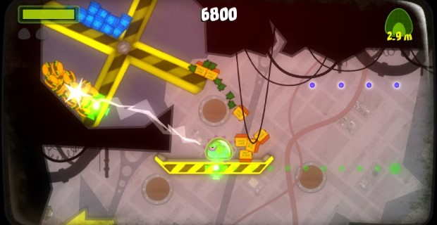 Tales From Space Mutant Blobs Attack PS Vita