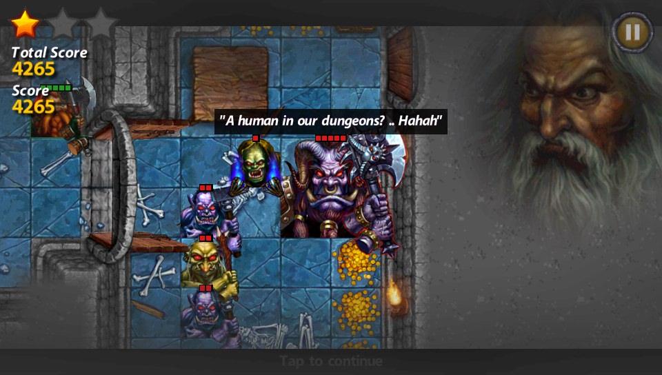 Dark Quest PlayStation Mobile 05