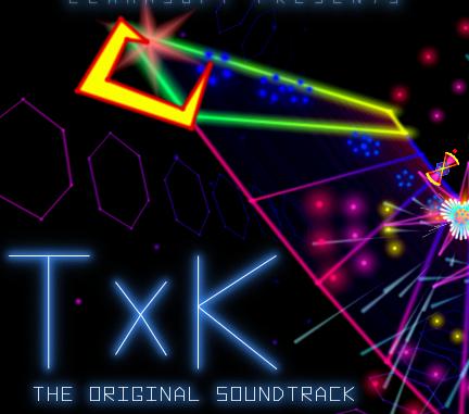 TxK PS Vita Soundtrack