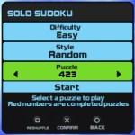 Go Sudoku PSP 02