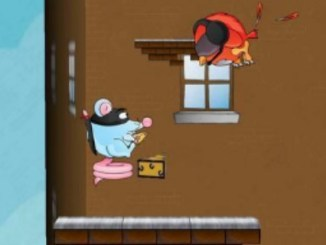 Mouse Bounce