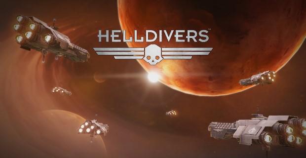 Helldivers PS Vita