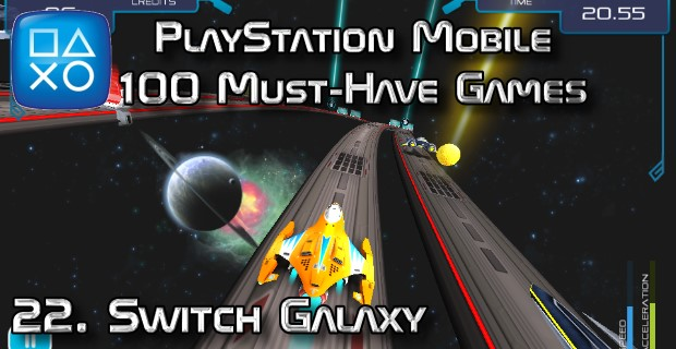 100 Best PlayStation Mobile Games 022 - Switch Galaxy