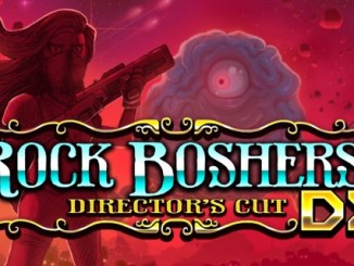 Rock Boshers DX Directors Cut PS Vita