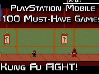 100 Best PlayStation Mobile Games 036 - Kung Fu Fight
