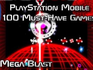 100 Best PlayStation Mobile Games 043 - Mega Blast
