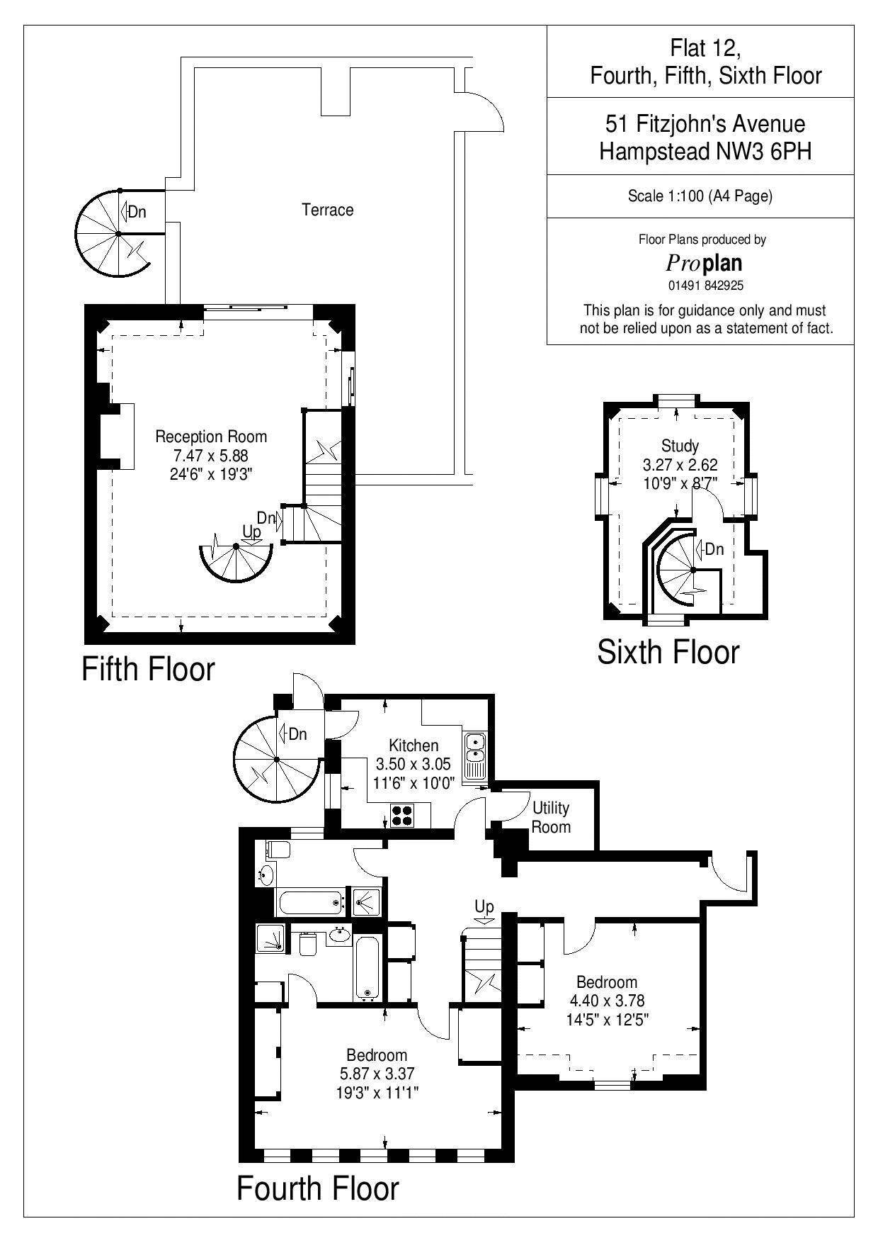 View floorplans
