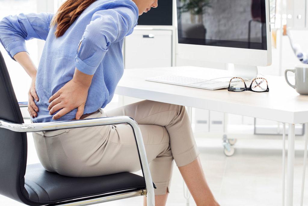 la prostata può causare dolore alla schiena