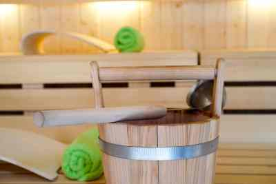 Vita Sports - neue Sauna Detailansicht 2