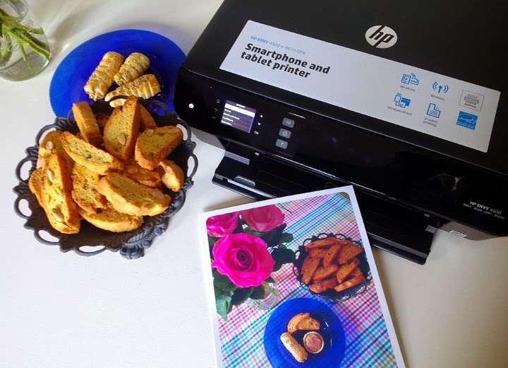 pasticceria salata e stampante