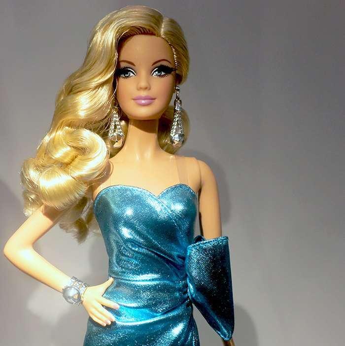 mostra di Barbie