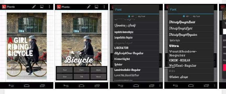Estate E Cartoline Virtuali 8 App Per Scrivere Sulle Foto