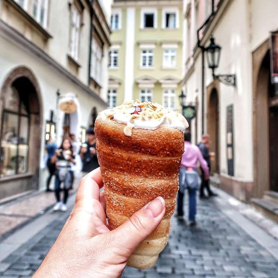 curiosità su Praga - il Trdlo