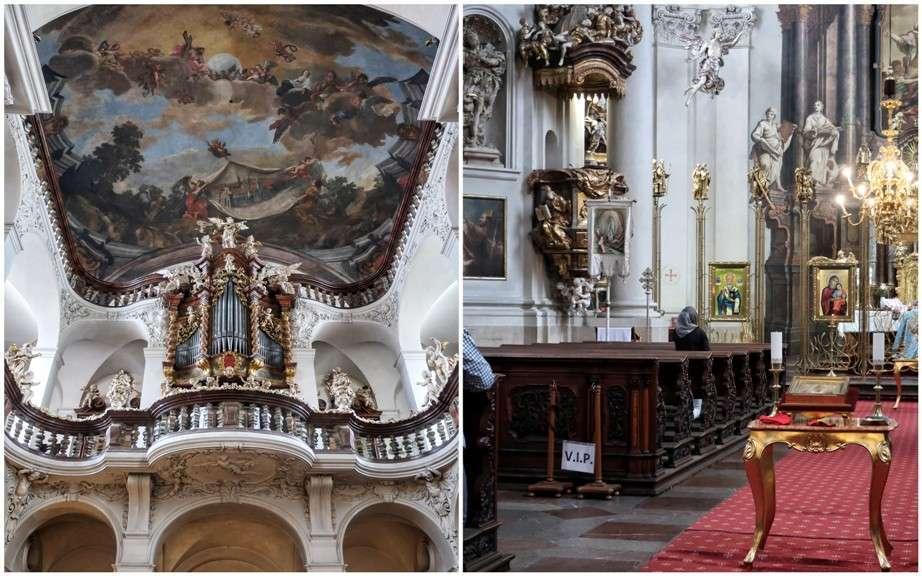 curiosità su Praga - le chiese