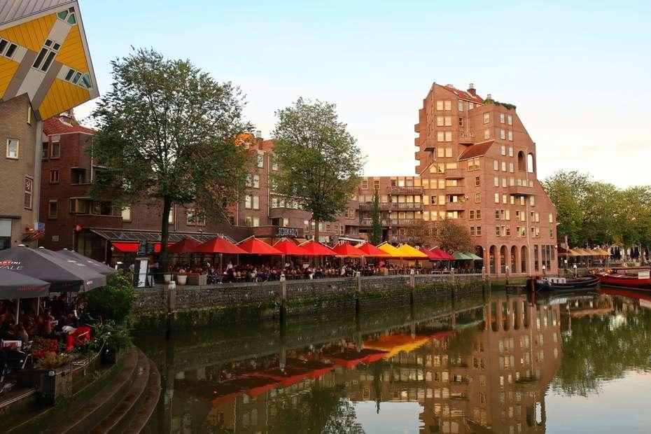Weekend a Rotterdam