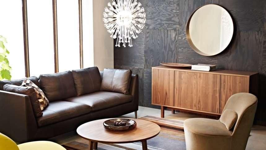 Ikea Divani In Pelle.Rinnovare I Mobili La Collezione Stockholm Di Ikea Vita Su Marte