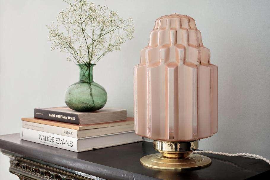 le lampade di Vanity Boum