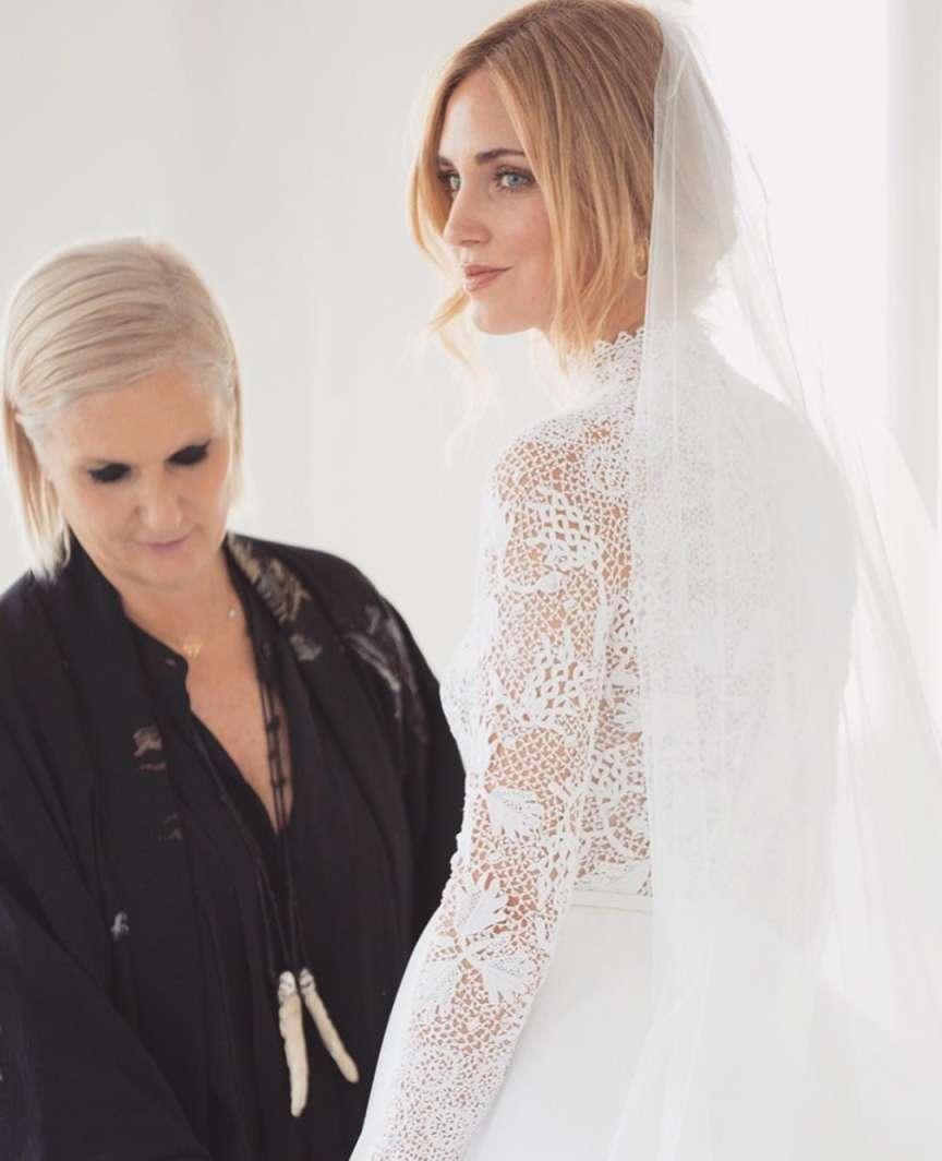 633f75961e Il matrimonio di Chiara Ferragni e Fedez: foto, video, abiti ...