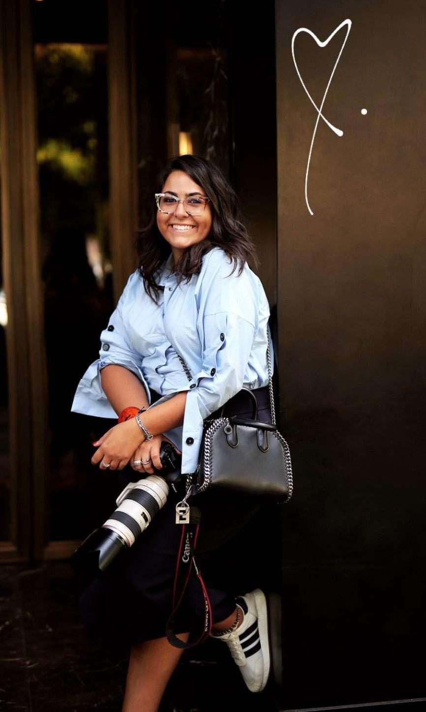 Eleonora Proietti, fotografa di moda e street style