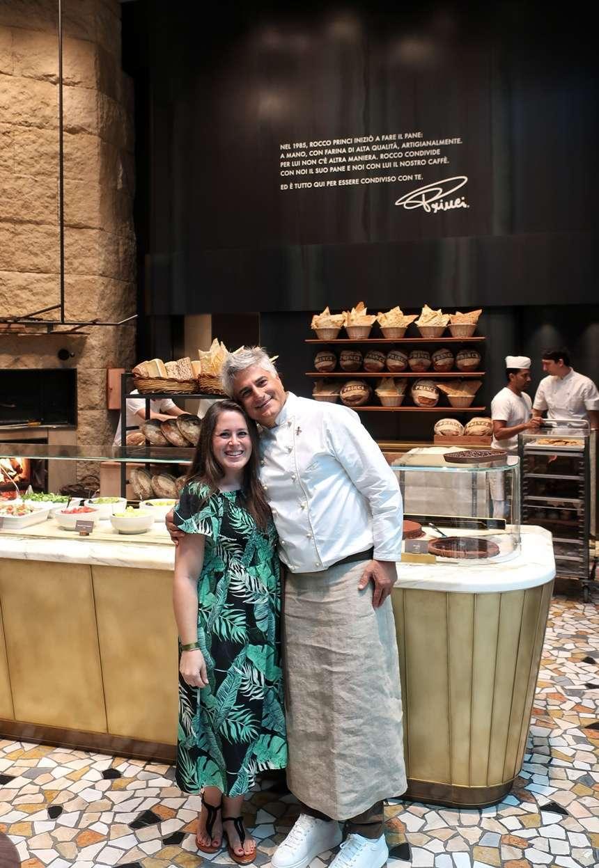Rocco Princi - Starbucks a Milano