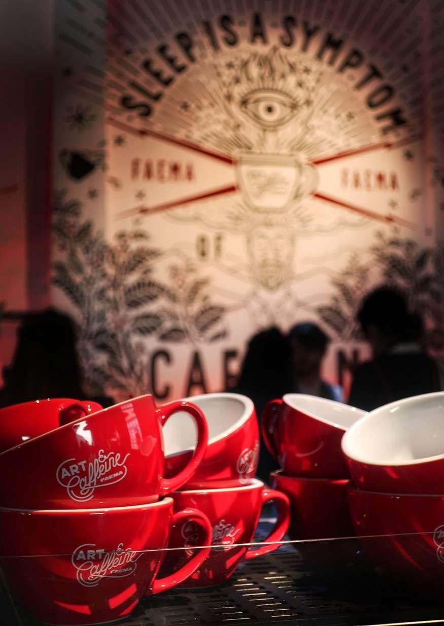 Art & Caffeine di Faema