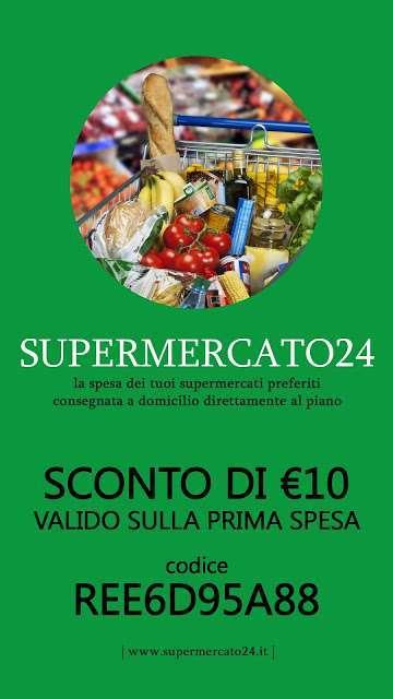 sconto supermercato 24