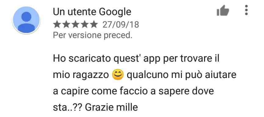 Le App per localizzare gli altri