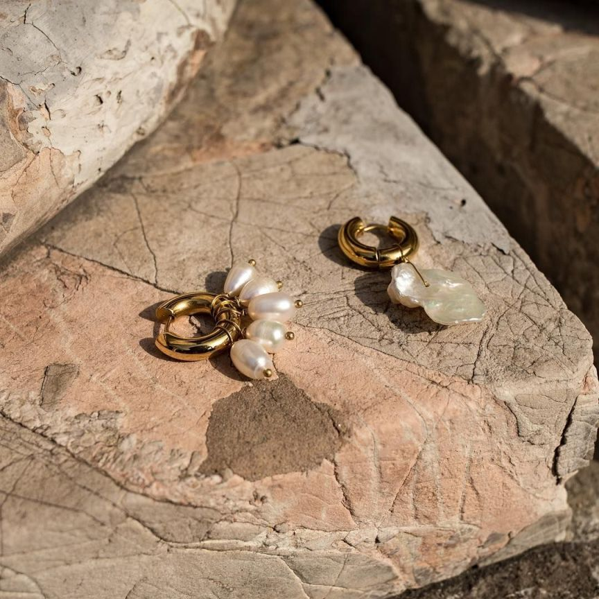 Le perle che fanno moda   Vita su Marte