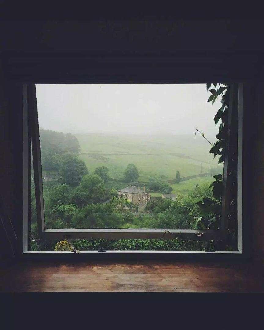 Il panorama dalla finestra, immagini rilassanti | Vita su Marte