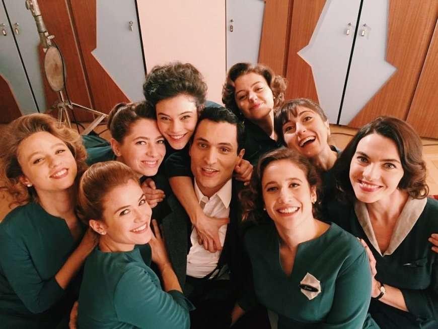 notizie belle e oggetti belli: il paradiso delle signore cast terza stagione