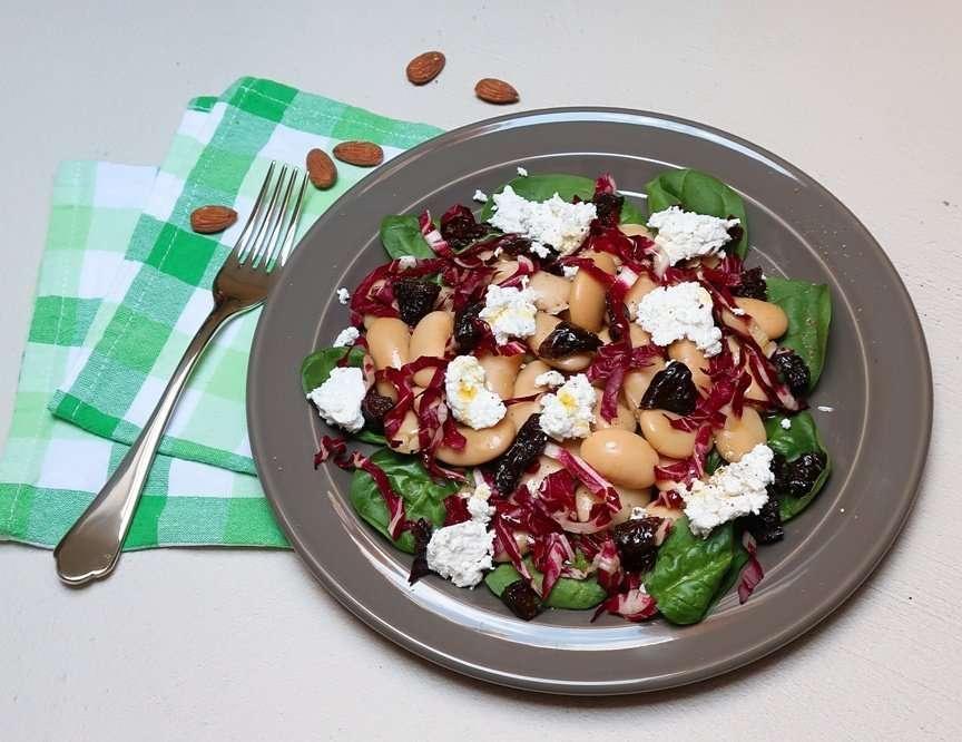 insalate a piatto unico