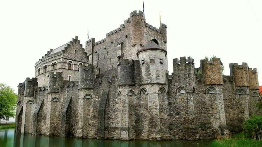 Cosa vedere a Gent Il castello