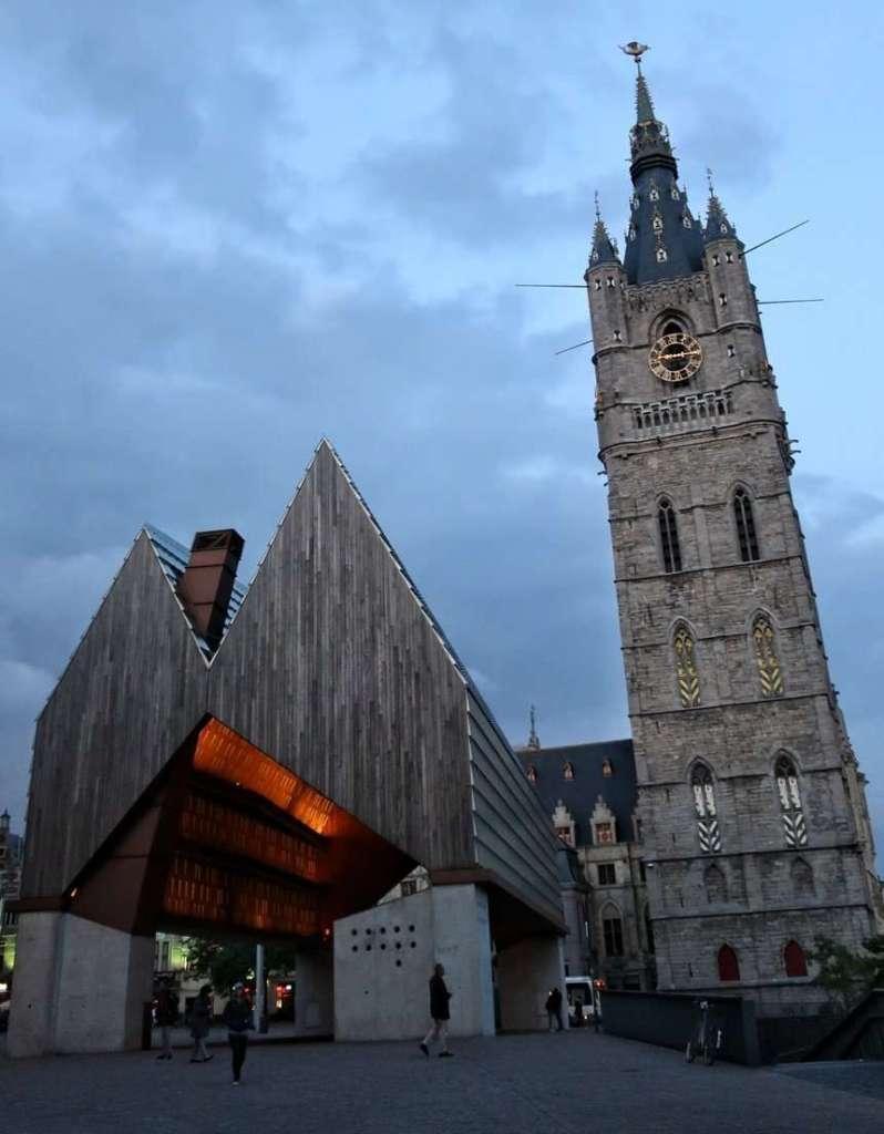 Cosa vedere a Gent - Fiandre - Belgio