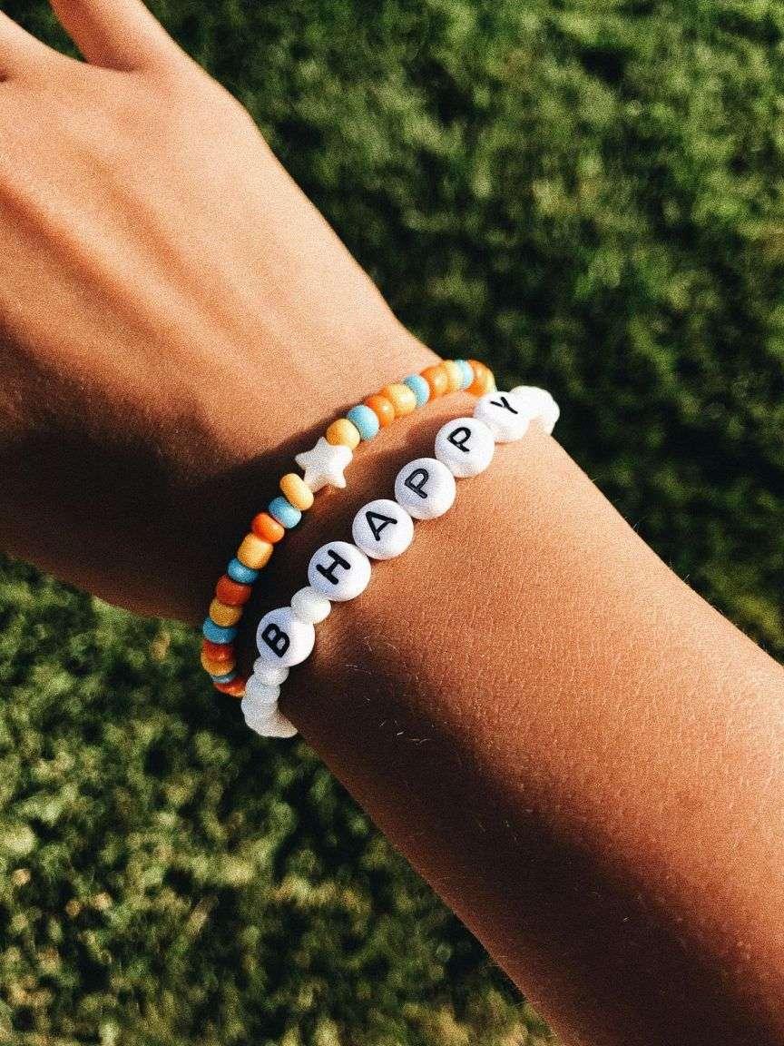 kandi braccialetti dell'estate