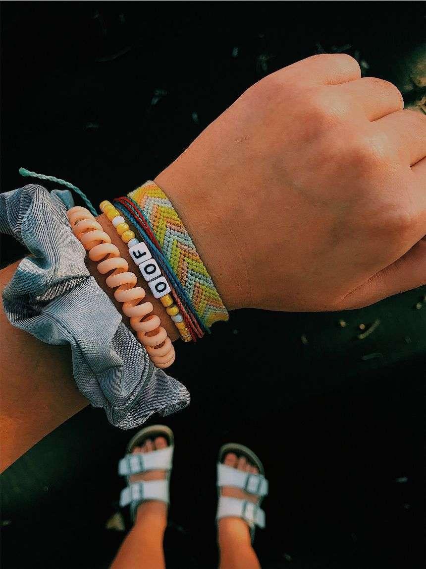 braccialetti dell'estate